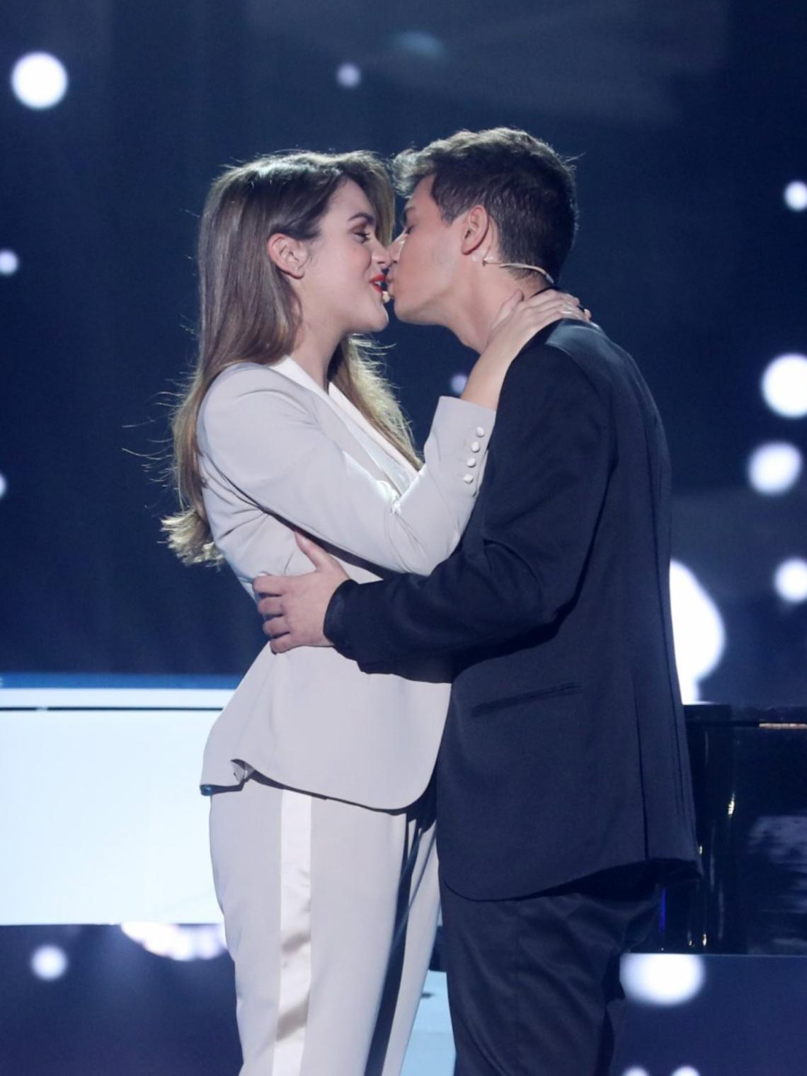 Tras una noche emocionante… ¡triunfó el amor! Amaia y Alfred de OT, representarán a España en Eurovisión
