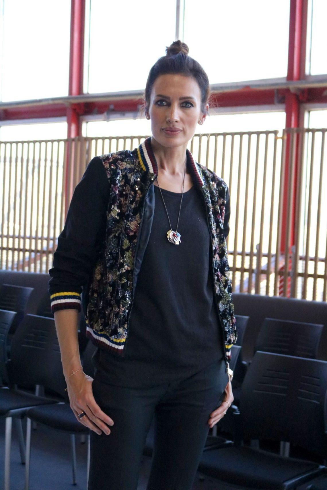 Nieves Álvarez encuentra en su propia firma de moda sus mejores looks