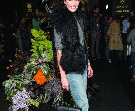 Nieves Álvarez nos da una lección de estilo con un simple jean