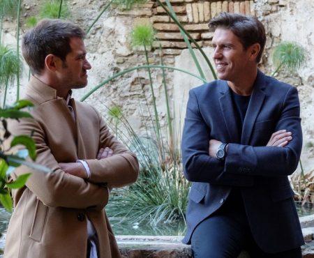 'Mi casa es la tuya' recibe hoy a Manuel Díaz y su hermano Julio Benítez