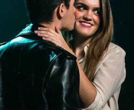 Amaia y Alfred graban el videoclip de 'Tu canción', una historia de amor focalizada en la magia de los dos artistas
