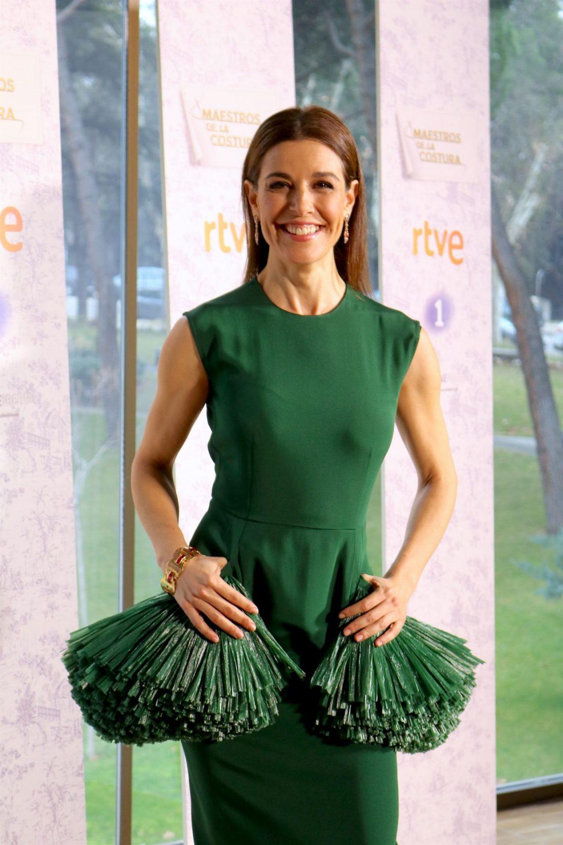 Raquel Sánchez Silva: 'Nos cuesta mucho creer en la moda que tenemos en nuestro país y hay un talento maravilloso'