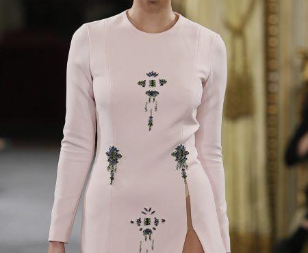 Alicia Rueda, la diseñadora favorita de las actrices, presenta su colección en Atelier Couture