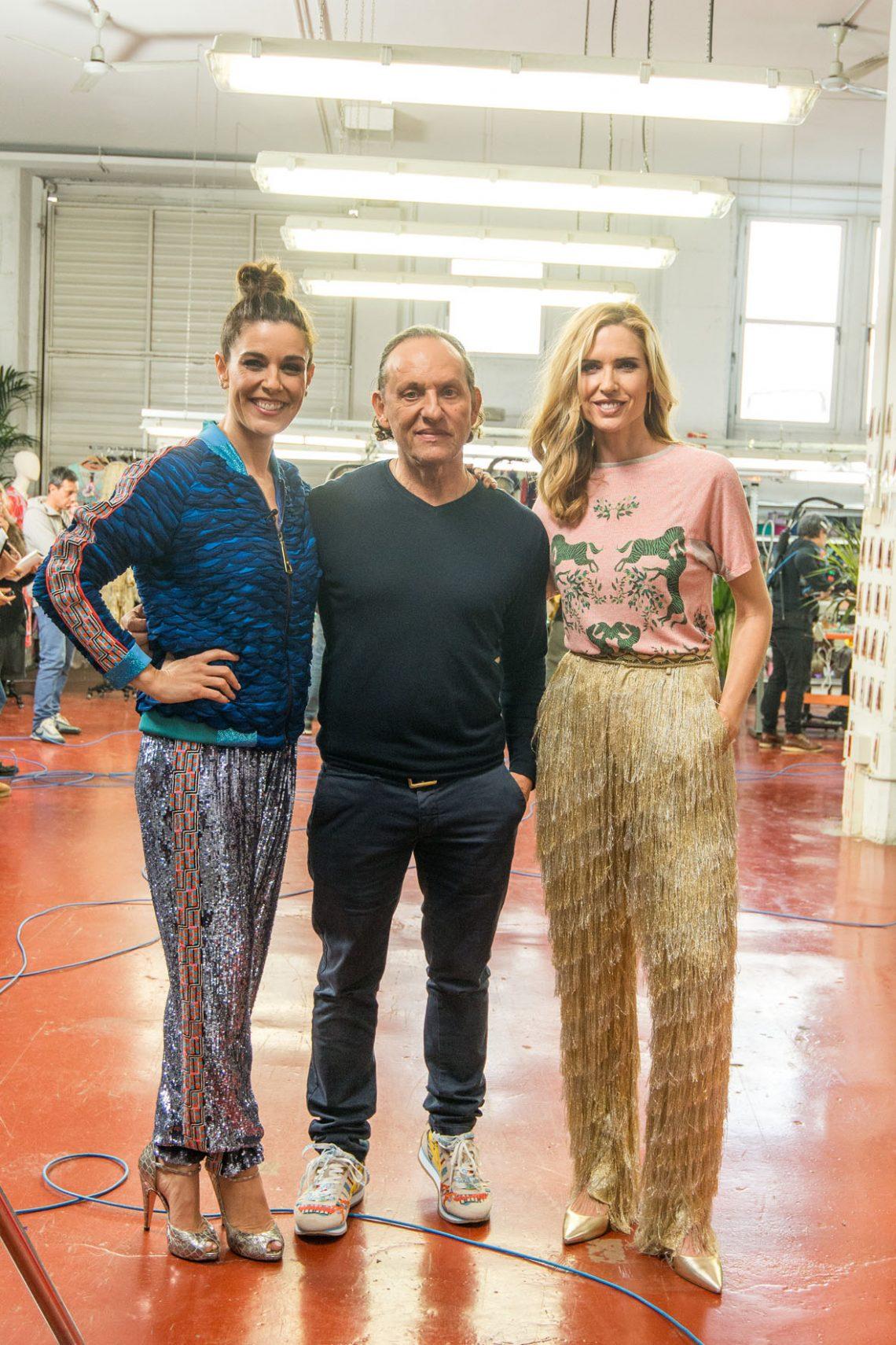 Jorge Vázquez, Custo, Ágatha Ruiz de la Prada o Judit Mascó pasarán hoy por 'Maestros de la Costura'