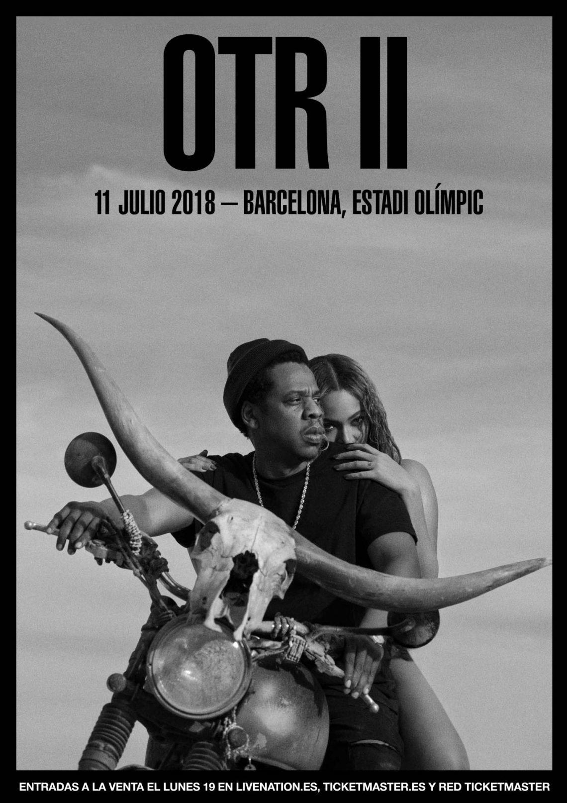 Jay-Z y Beyoncé unen fuerzas para el OTR II Tour (y tenemos buenas noticias si los quieres ver en nuestro país)