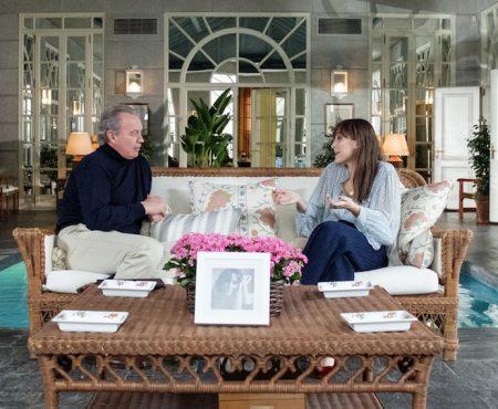 Tamara Falcó abre las puertas de su casa familiar a Bertín Osborne en 'Mi casa es la tuya'