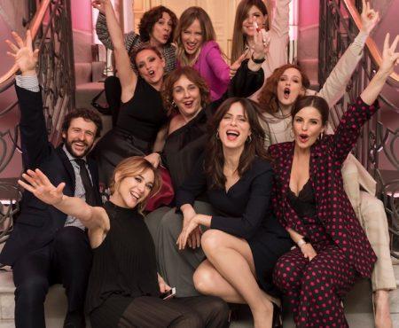 De Manuela Velasco a Marta Hazas, la Maison Lancôme se llena de estrellas en un divertido encuentro