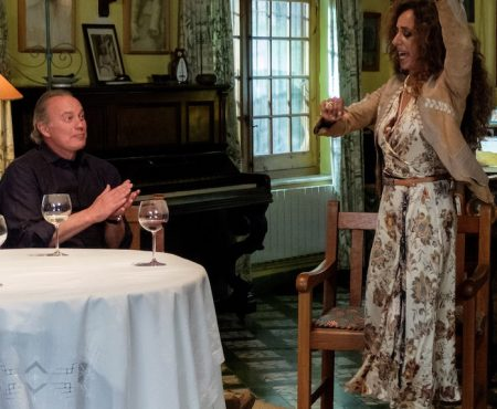 Rosario Flores concede a Bertín Osborne su entrevista más íntima y sincera
