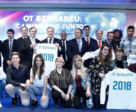 Se ponen a la venta nuevas entradas para el concierto de OT en el Santiago Bernabéu que además contará con grandes artistas invitados
