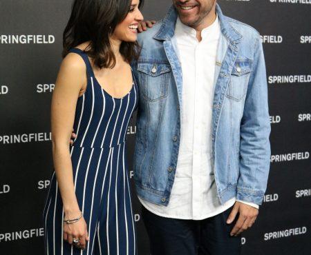 Acudimos a la presentación de #LópezYGarcía, el fashion film de Springfield protagonizado por Macarena García y Pablo López