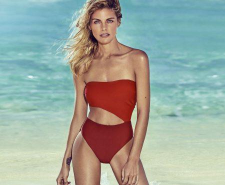 Amaia Salamanca repite como imagen de una firma de ropa de baño y nos preguntamos… ¿Bikini o bañador?