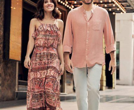 Macarena García y Pablo López protagonistas de la nueva campaña de verano de Springfield
