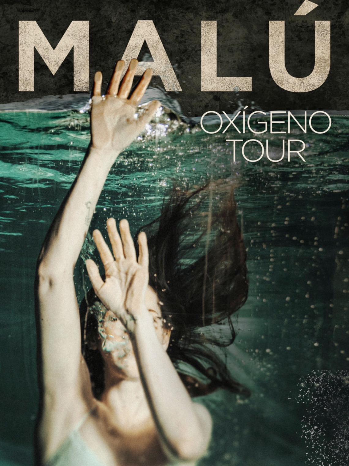Te contamos cómo puedes conseguir tus entradas para #OxígenoTour, la nueva gira de Malú