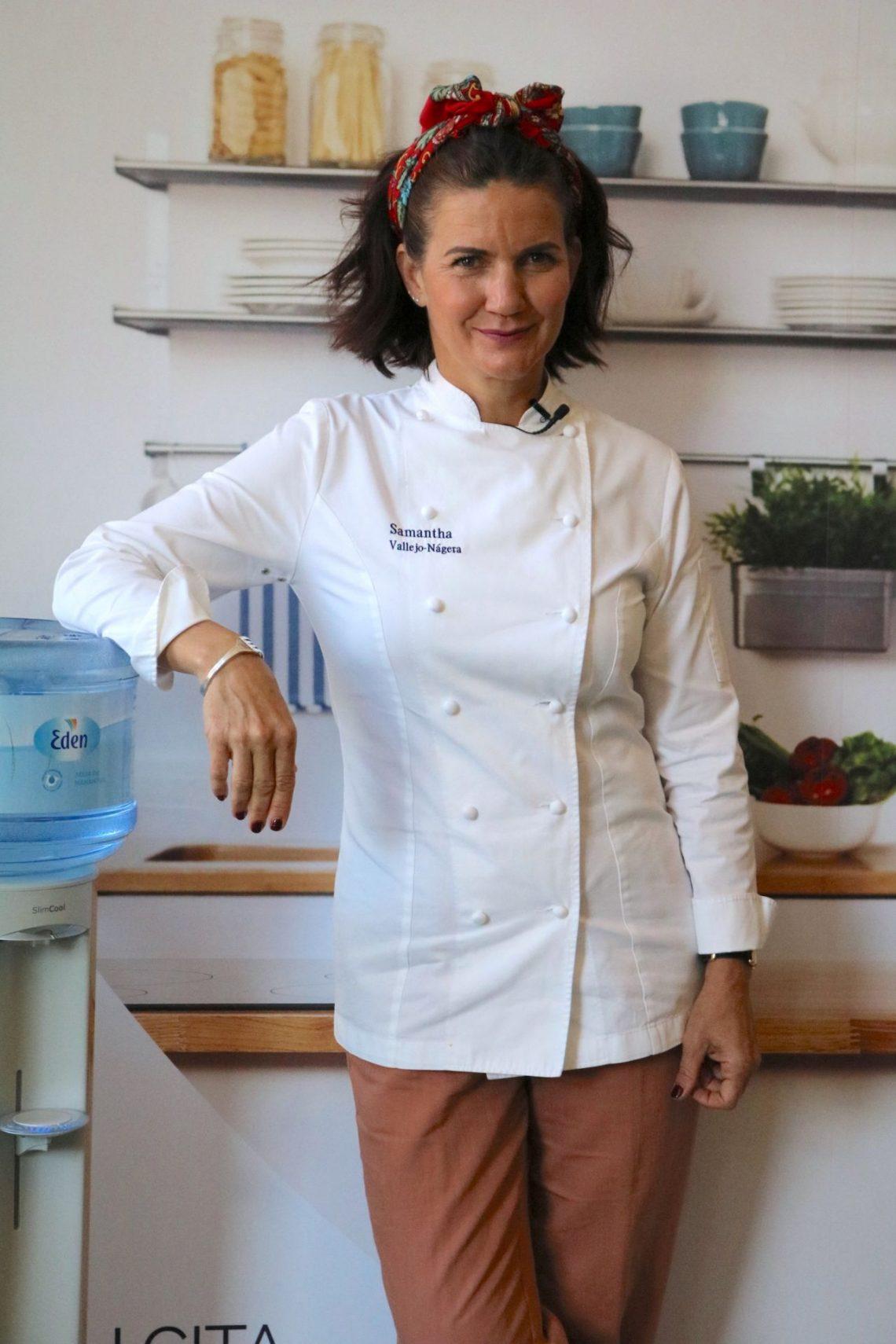 Hablamos con Samantha Vallejo-Nágera sobre un verano saludable y lleno de… ¡sabor! ¿Cuál será su plato estrella?
