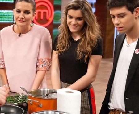 'MasterChef 6' cocina en el Wanda Metropolitano para el Atlético de Madrid y recibe a Amaia y Alfred