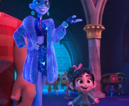 Disney reúne por primera vez a todas sus princesas en una película protagonizando un divertido momento