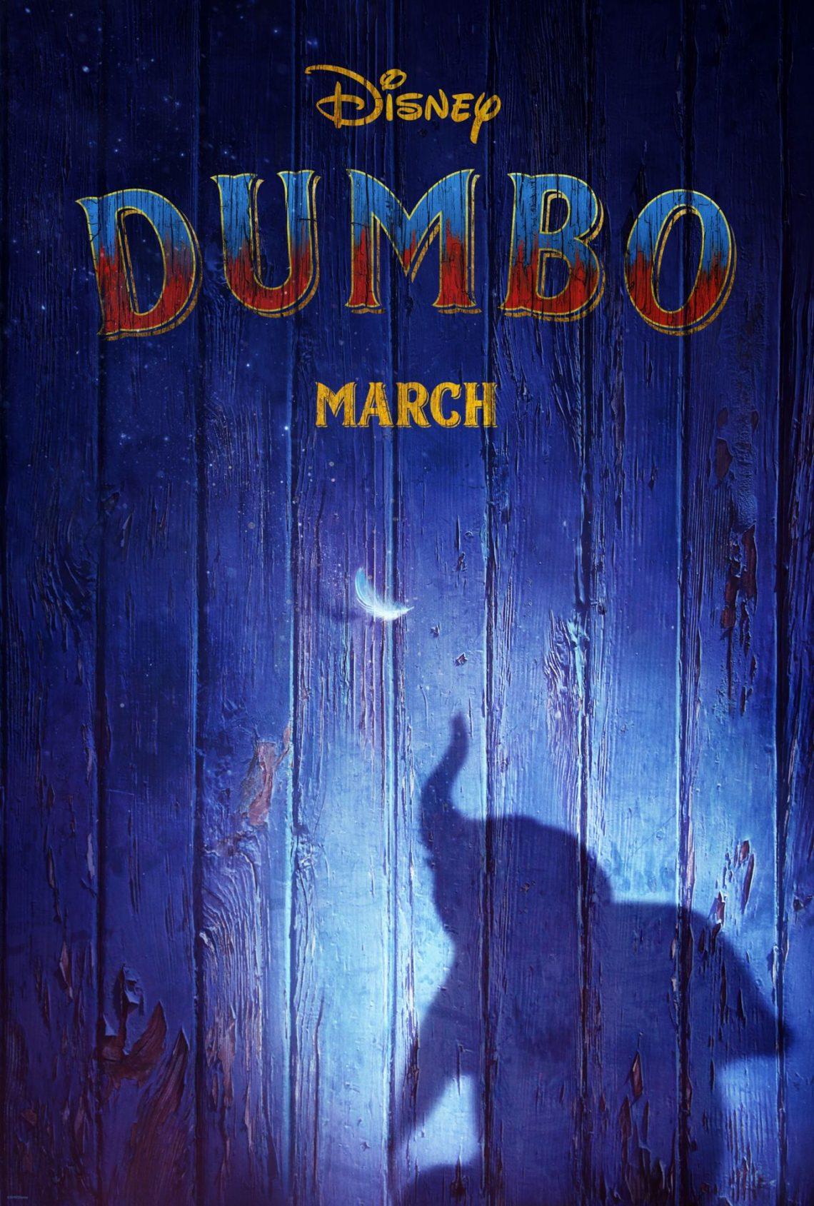 Disney estrena el trailer de la nueva versión de 'Dumbo' dirigida por Tim Burton