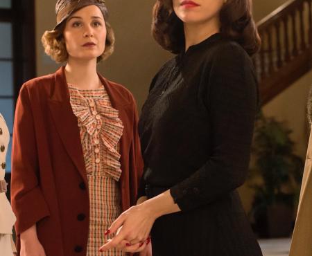 Tenemos las primeras imágenes de la tercera temporada de 'Las chicas del cable' ¡Ya hay fecha de estreno!