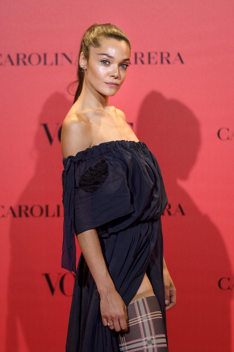 MADRID, SPAIN - JULY 12: Ana Rujas attends Vogue 30th Anniversary Party at Casa Velazquez on July 12, 2018 in Madrid, Spain. (Photo by Juan Naharro Gimenez/WireImage)