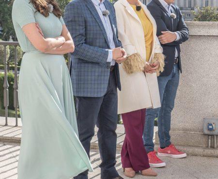 Amaia Montero, Becky G, Ana Guerra, Miriam Rodríguez y Carlos Baute, invitados a cenar en 'MasterChef Celebrity'