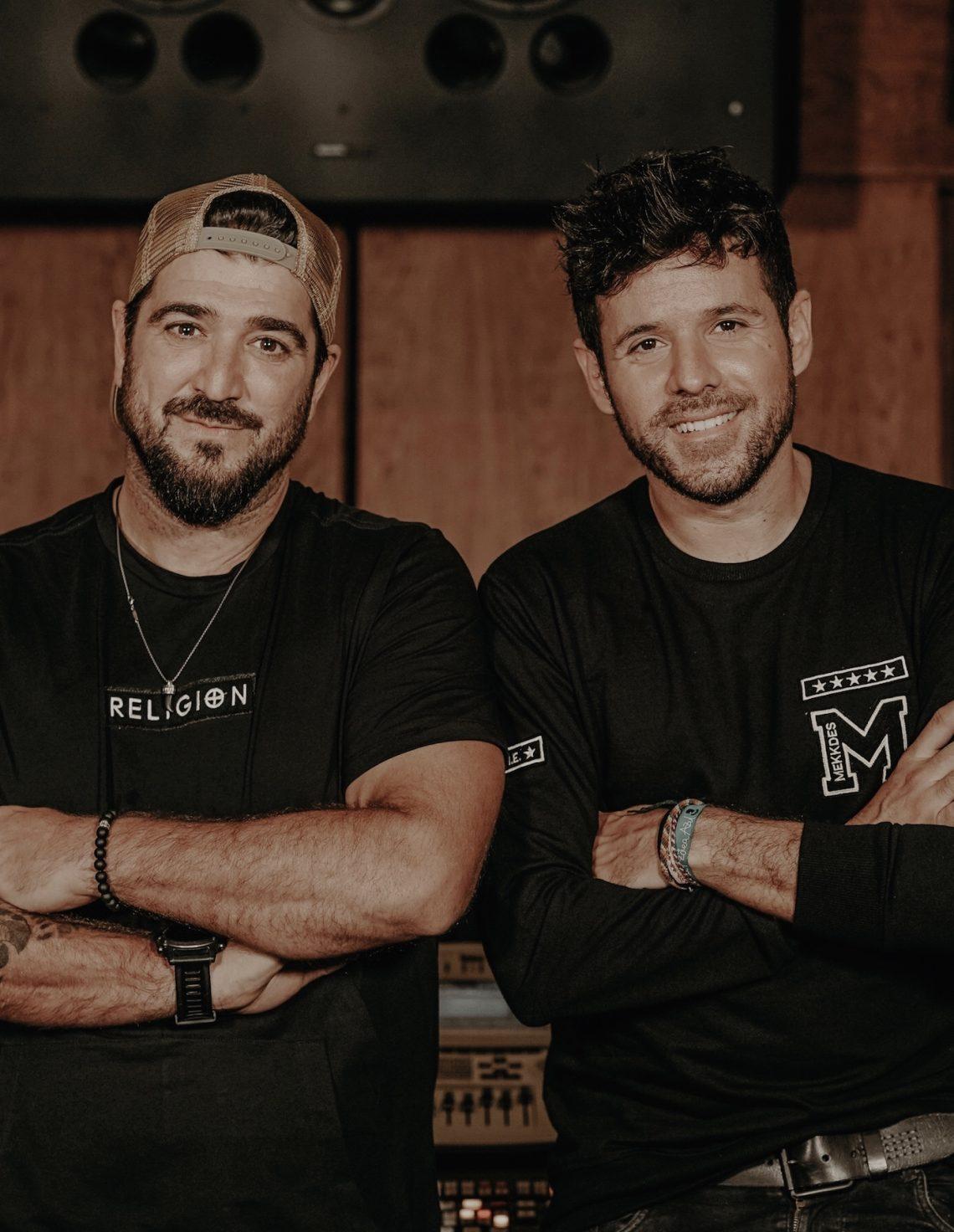 El DIVERTIDO clip que ha unido a Pablo López y Antonio Orozco con motivo del estreno de 'El Grinch'