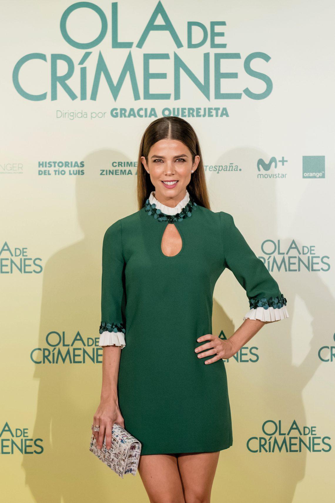 Llega a los cines 'Ola de Crímenes', así ha sido el photocall de la que promete ser la película del otoño