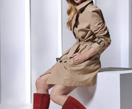 Marta Hazas tiene las botas del otoño (y sabemos de dónde son porque nos lo ha chivado ella)