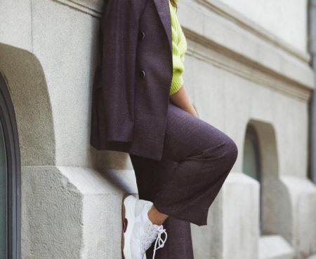 Vicky Martín Berrocal diseña las 'sneakers' perfectas para tus looks de otoño
