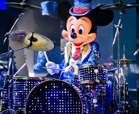 Disneyland Paris celebra el 90 aniversario de Mickey