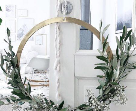 Aquí van algunas ideas para decorar tu casa esta Navidad