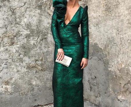 Rocío Martín Berrocal o cómo triunfar en La Habana con el vestido que todas querríamos tener (hemos ENLOQUECIDO)
