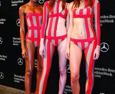 Este es el producto para el cuerpo que utilizan las modelos de MBFWMadrid y que deja una textura ESPECTACULAR en las piernas