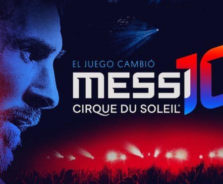 El sorprendente show de Cirque du Soleil inspirado en Leo Messi se estrenará en Barcelona este año