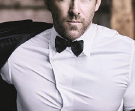 Ryan Reynolds, nuevo rostro de uno de los diez perfumes más vendidos del mundo