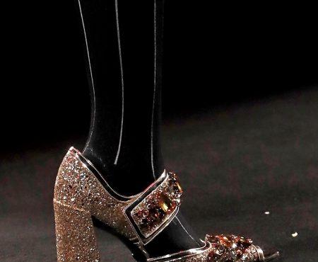 #AlertaTendencia. Estos zapatos vistos en MBFWMadrid son tan inesperados como bonitos ¿serán los más virales?