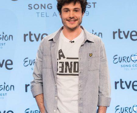 """Miki: """"Eurovisión es un festival al que se va a cantar y mezclar culturas. Solo puede traer cosas buenas"""""""