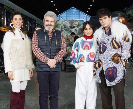 'Maestros de la Costura' rinde homenaje a David Delfín y repescará a uno de los aprendices eliminados