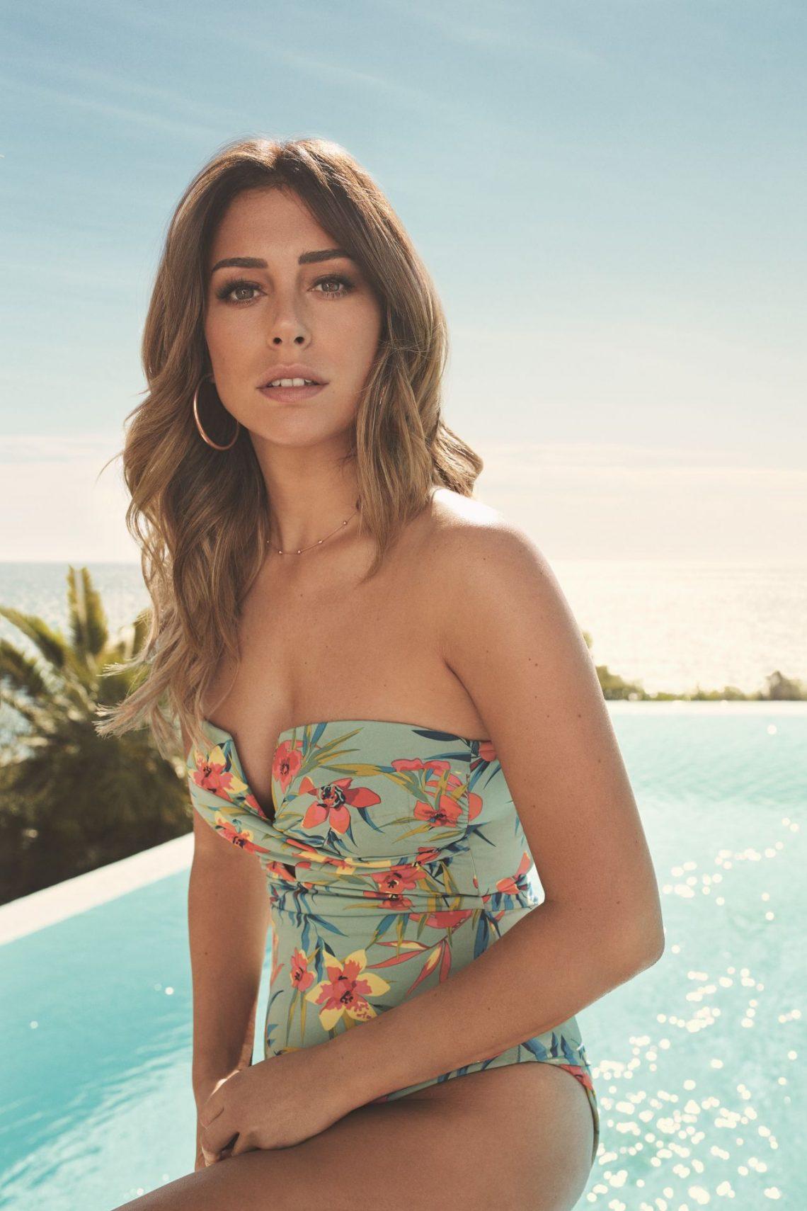 Guapa, cómoda y sexy, así son los trajes de baño perfectos para Blanca Suárez