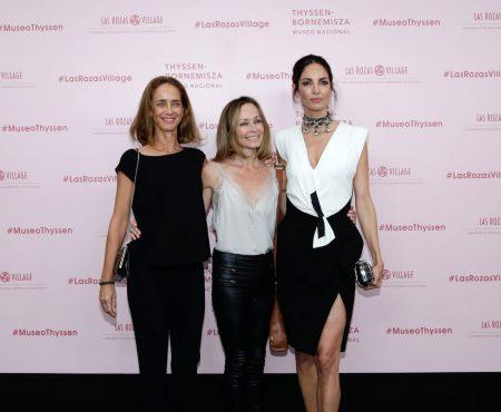 La expo 'Balenciaga y la pintura española' llega al Thyssen (y nadie se quiso perder la fiesta de inauguración)