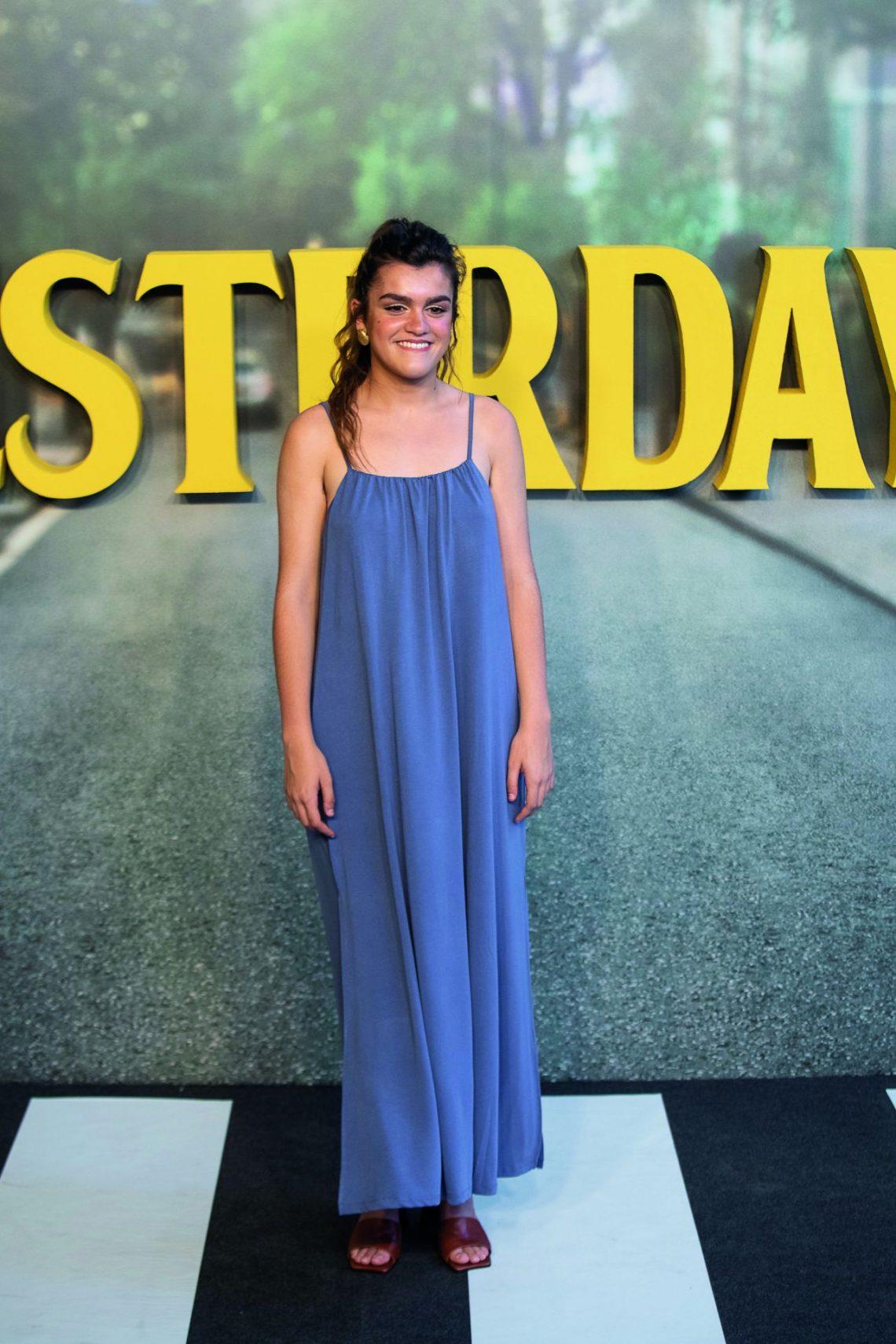 Amaia, Brisa Fenoy, David Otero… nadie quiso perderse la premiere de 'Yesterday'