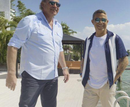 Mi casa es la tuya: Alejandro Sanz recibe este viernes a Bertín Osborne en Miami