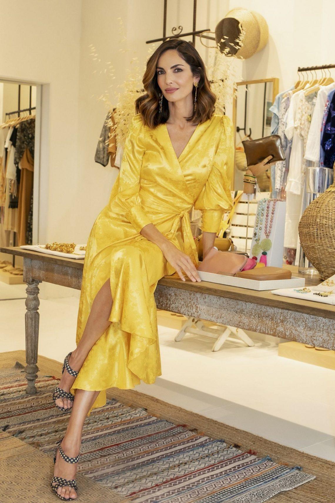 Eugenia Silva abre durante este verano una ESPECTACULAR 'pop up' inspirada en su casa de Formentera