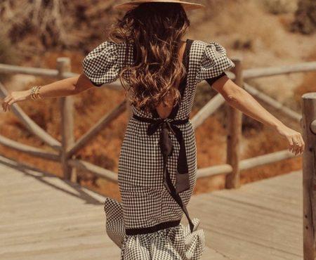 Hemos encontrado en la mejor influencer española el vestido de nuestros sueños