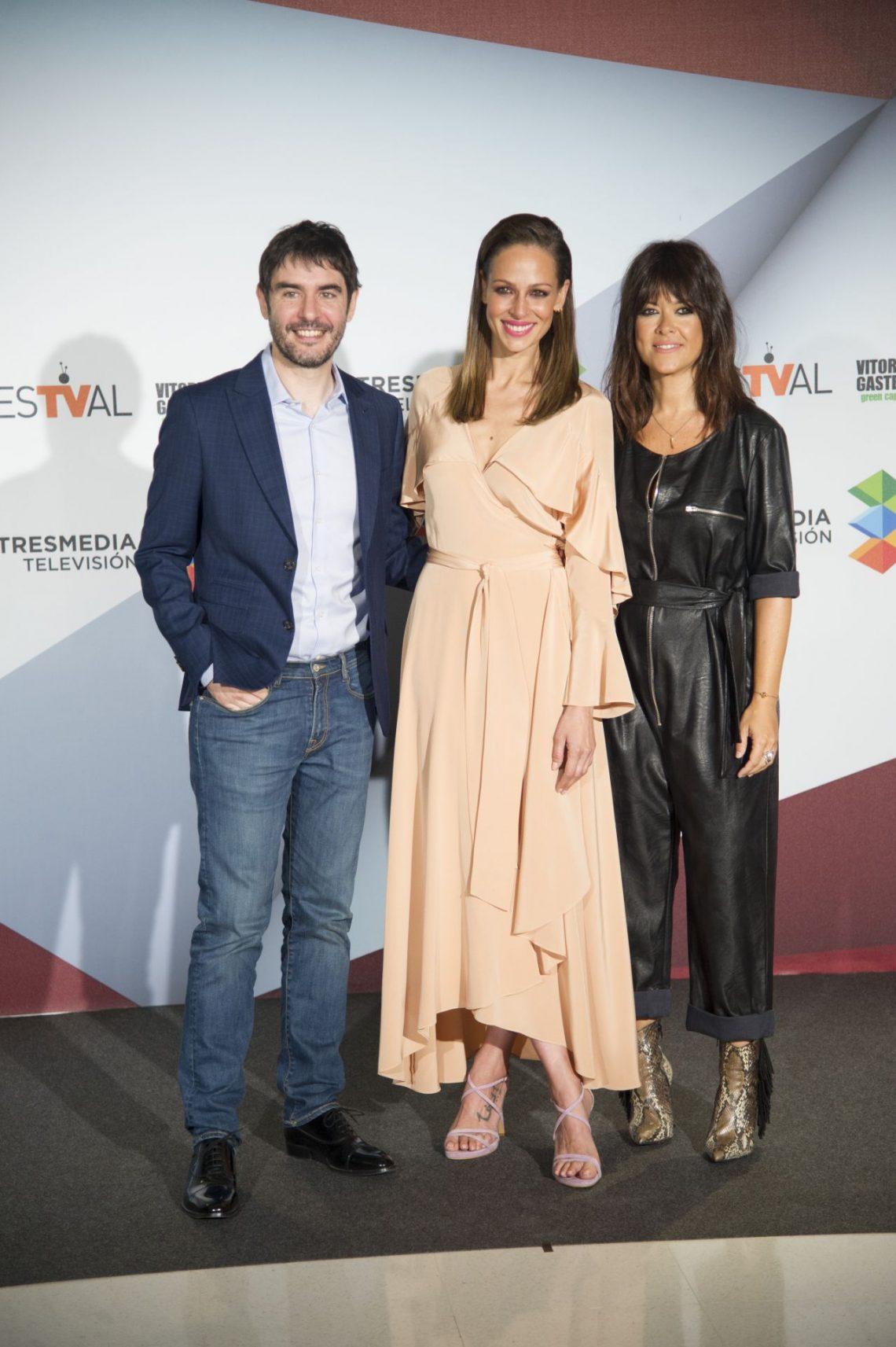 'La Voz Kids' se presenta en el FesTVal de Vitoria con algunas novedades