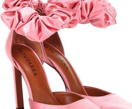 Los dos modelos de zapatos que llevaría cualquier editora de moda para una ocasión especial