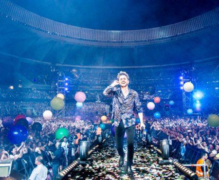 Manuel Carrasco cierra su gira 'La Cruz del Mapa 2019' pero el cantante tiene muchas más sorpresas