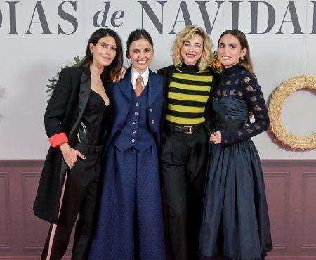 Elena Anaya, Verónica Echegui o Victoria Abril se reúnen en 'Días de Navidad', la serie con el reparto más espectacular llega a Netflix