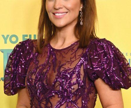 Paula Echevarría deslumbra con un vestido de Fraile Design en la premiere de 'Si yo fuera rico' (te mostramos la alfombra roja)