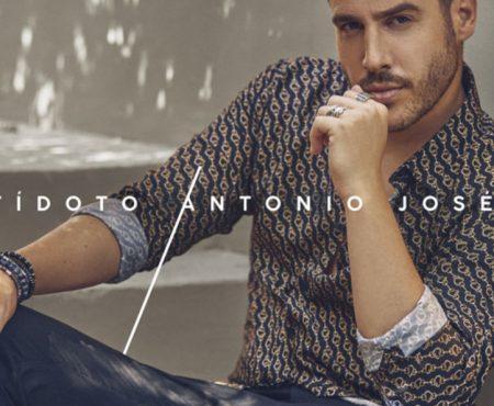 """Antonio José lanza """"ANTÍDOTO"""", anuncia sus primeras fechas de giray estrena nuevo videoclip"""