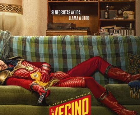 Netflix estrena la serie española 'El Vecino', su particular superhéroe de andar por casa